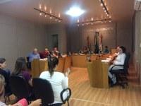 Câmara aprova 5 projetos de lei na sessão realizada ontem