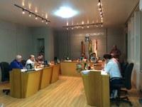 Câmara realiza duas sessões na última segunda-feira
